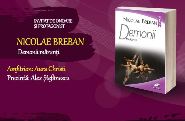 Nicolae Breban - Demonii marunti